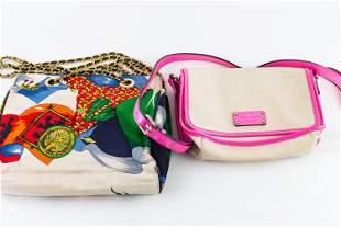 Kate Spade & Bally Vintage Handbags
