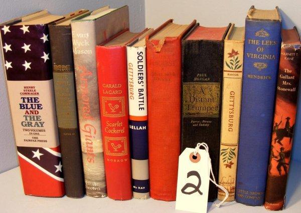 2: Civil War Related Books