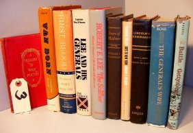 3: Civil War related Books