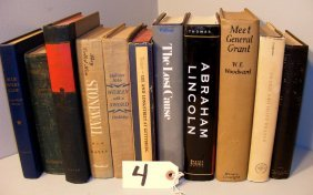 4: Civil War related Books