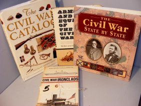 Civil War Related Books