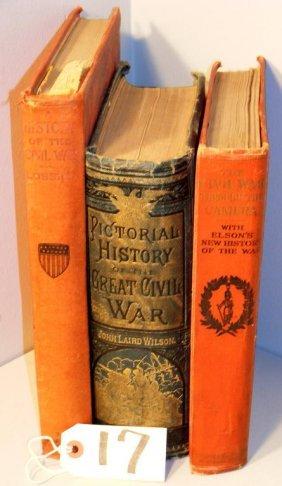 17: Civil War Books