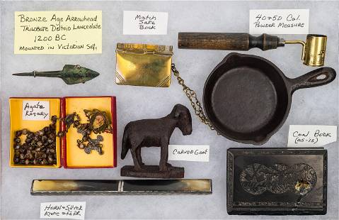 Victorian and Other Collectibles