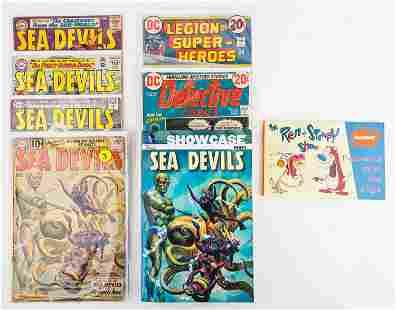 Comic Books / DC Comics