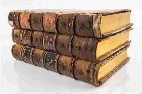 Civil War in America Three Volumes