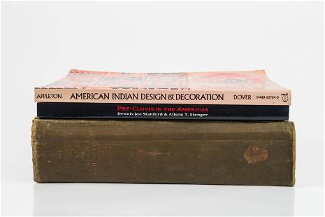Native American Reference Books
