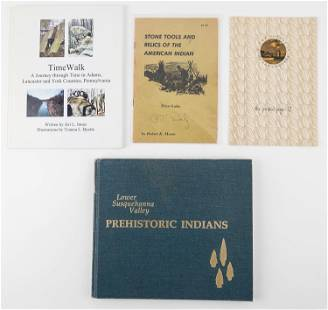 Susquehanna Indian Related Books
