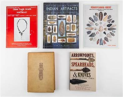 Native American Research Books (5)
