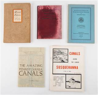 Pennsylvania History and Research Books