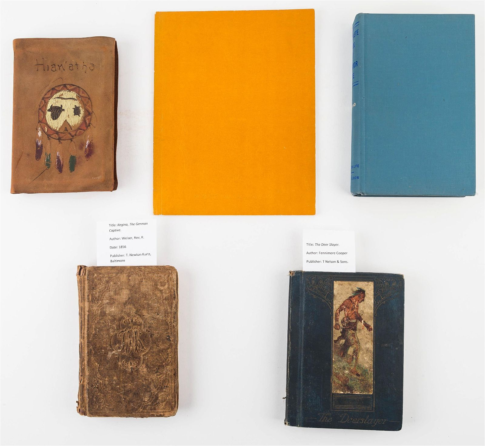 Antique and Reference Books
