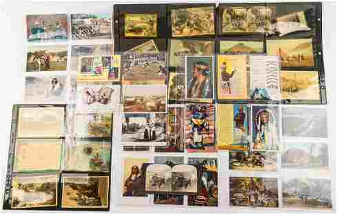 Native American Postcards