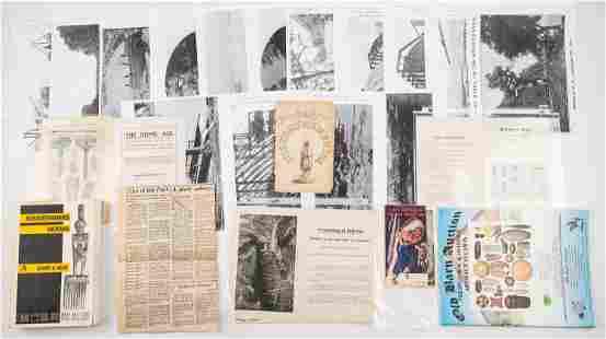Native American Research Material