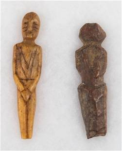 Inuit Fetish Figures (2)