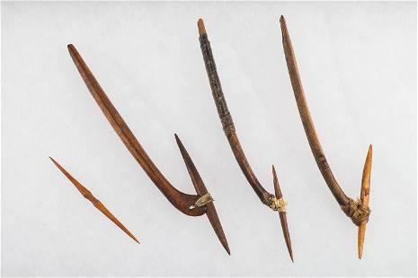 Inuit Fishing Hooks (4)