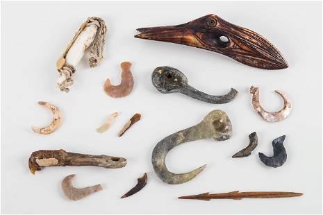 Inuit / Native Fishing Items
