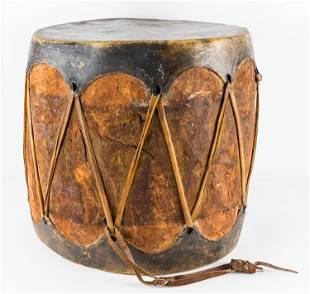 Cottonwood Drum / Native American