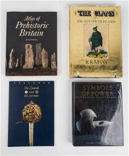 Arms, Scottish Reference Books (4)