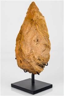 Paleolithic, Acheulean Hand Axe