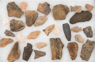 Native American Artifacts (Assorted) (28)