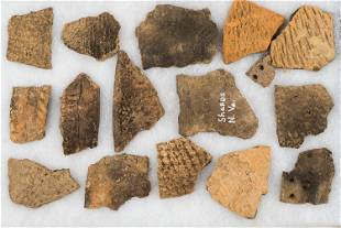 Native American Artifacts (Assorted) (16)