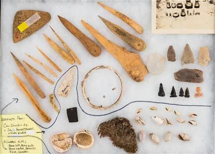 Southwest Native American Artifact Grouping