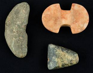 Native American Artifacts (3)