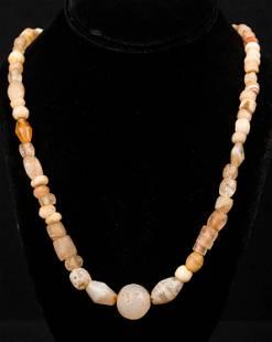 Neolithic Sahara Bead Necklace