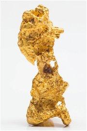 Natural Gold Specimen Nugget 24K