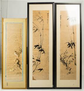 Chinese Watercolor Prints (3)