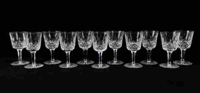 Waterford Crystal Glasses (11)