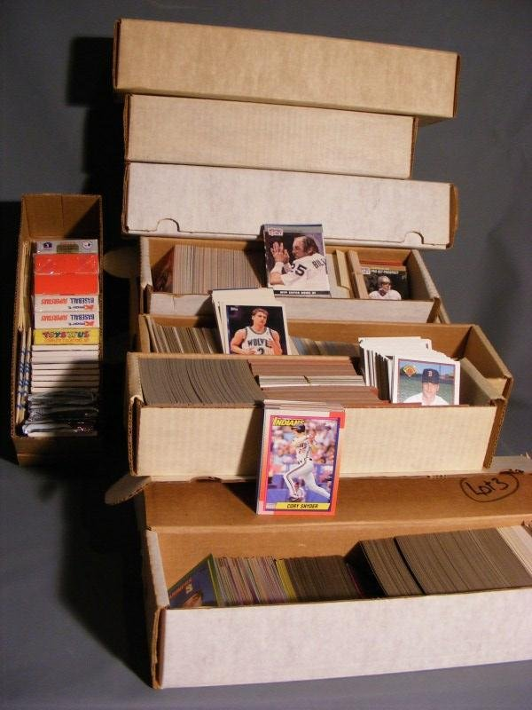 3: Collecting cards