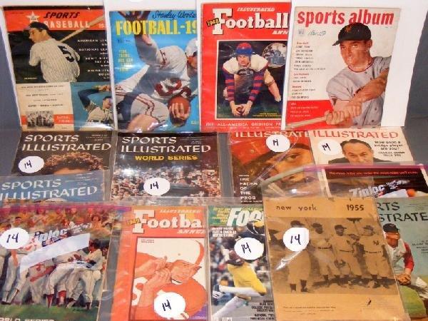 14: Sports publications