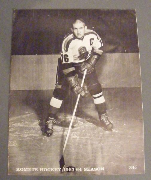 20: Hockey Program