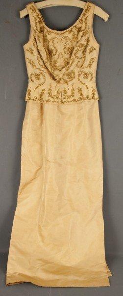 6: Vintage Clothing-Jackie O. style dress, ca 1960