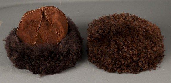 16: Vintage Fur Hats