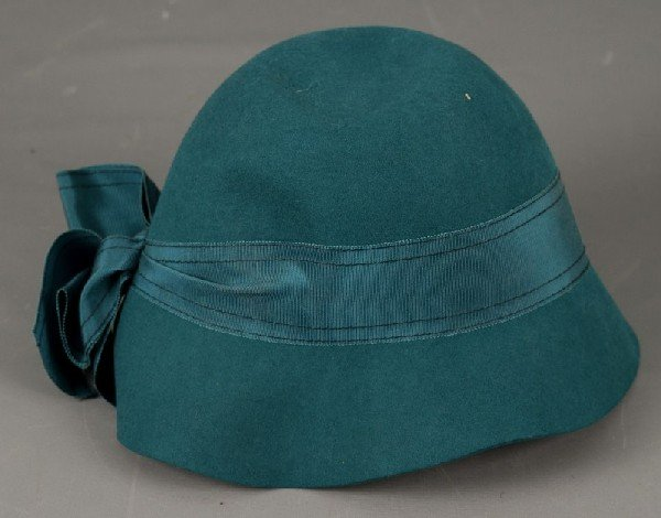 20: Vintage Hat-Betmar NY 100% wool