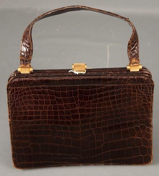 24: Vintage Handbag-Saks Fifth Avenue vintage handbag