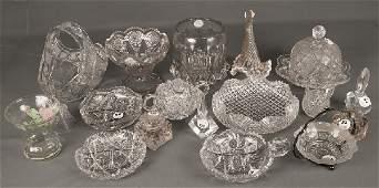 50 Cut Glass
