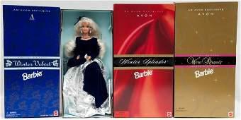 92 Mattel Doll