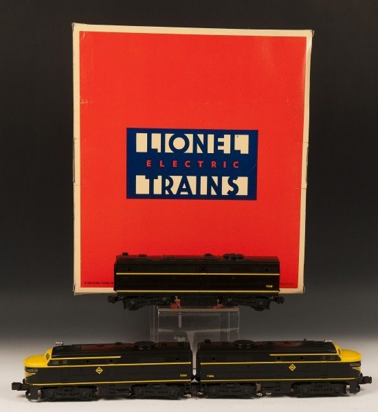 6: Lionel Diesel Engines