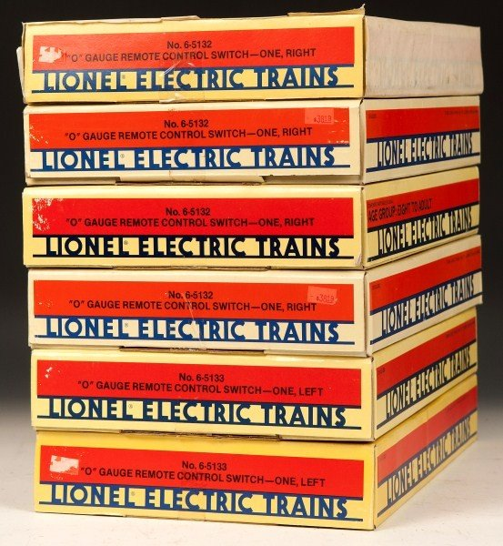 "20: Lionel ""O"" Gauge Remote Switches"