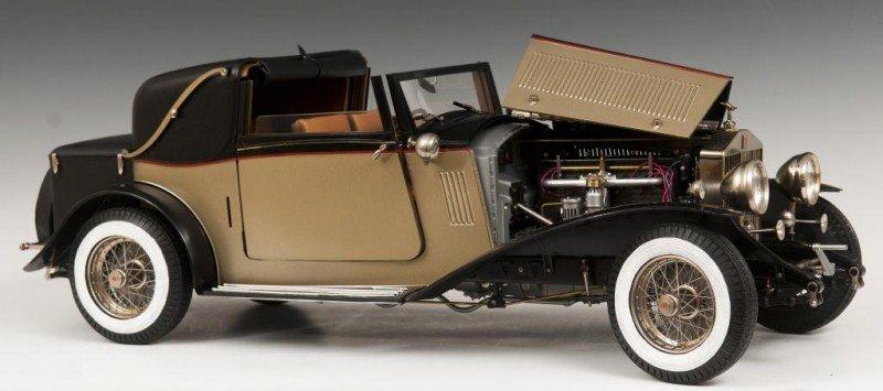 278 1932 pocher rolls royce phantom ii. Black Bedroom Furniture Sets. Home Design Ideas