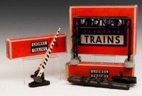 4: Lionel Train Operating Signal Bridge, Remote Control