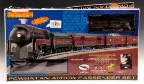 21: Rail King Electric Train