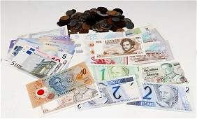 633: Foreign Coins and Currency