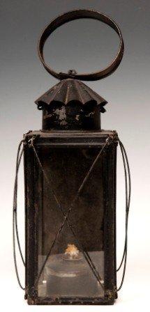 16: Whale Oil Lantern