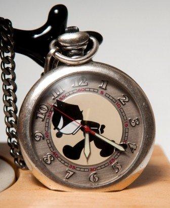 717: Felix the cat Pocket Watch - 3