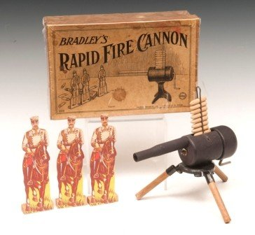 766: Toy Rapid Fire Cannon