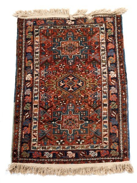 3: Turkish Carpet