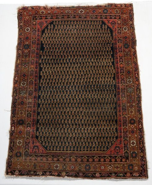 6: Antique Turkish Oriental Carpet